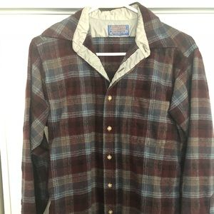 Pendleton Flannel Men's Size M